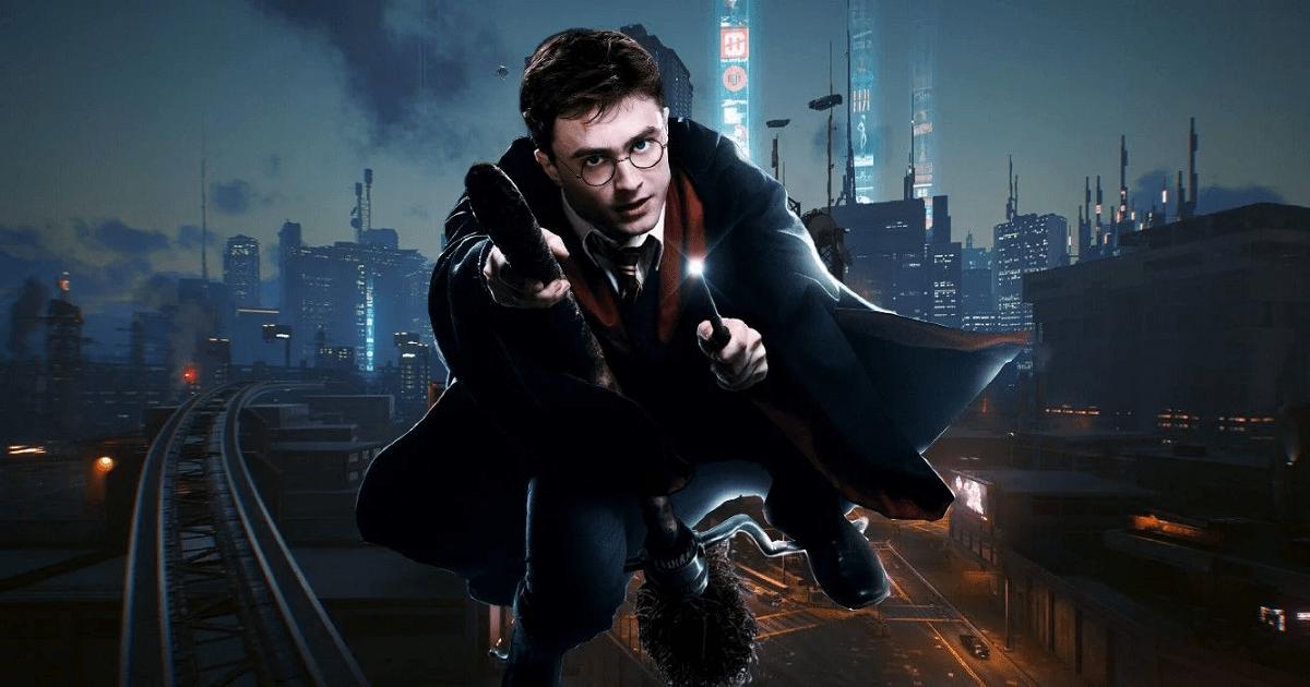 Cyberpunk 2077: un huevo de Pascua de Harry Potter extremadamente bien escondido finalmente descubierto