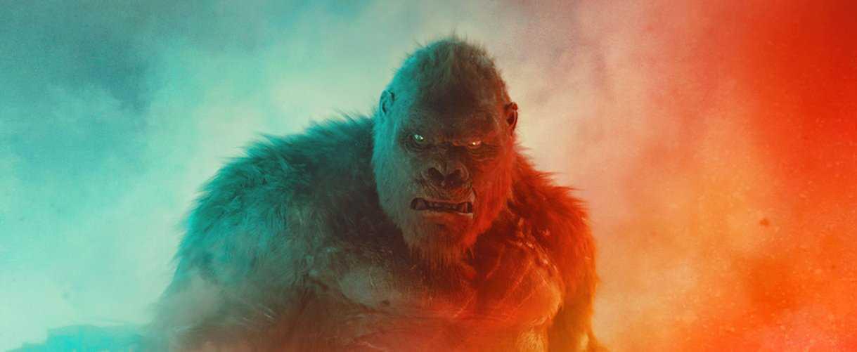 Godzilla vs Kong: la película disponible para compra digital a partir del 22 de abril