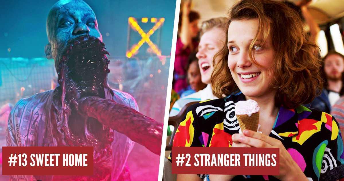 Netflix: aquí están las 15 series que podrías ver más de 10 veces