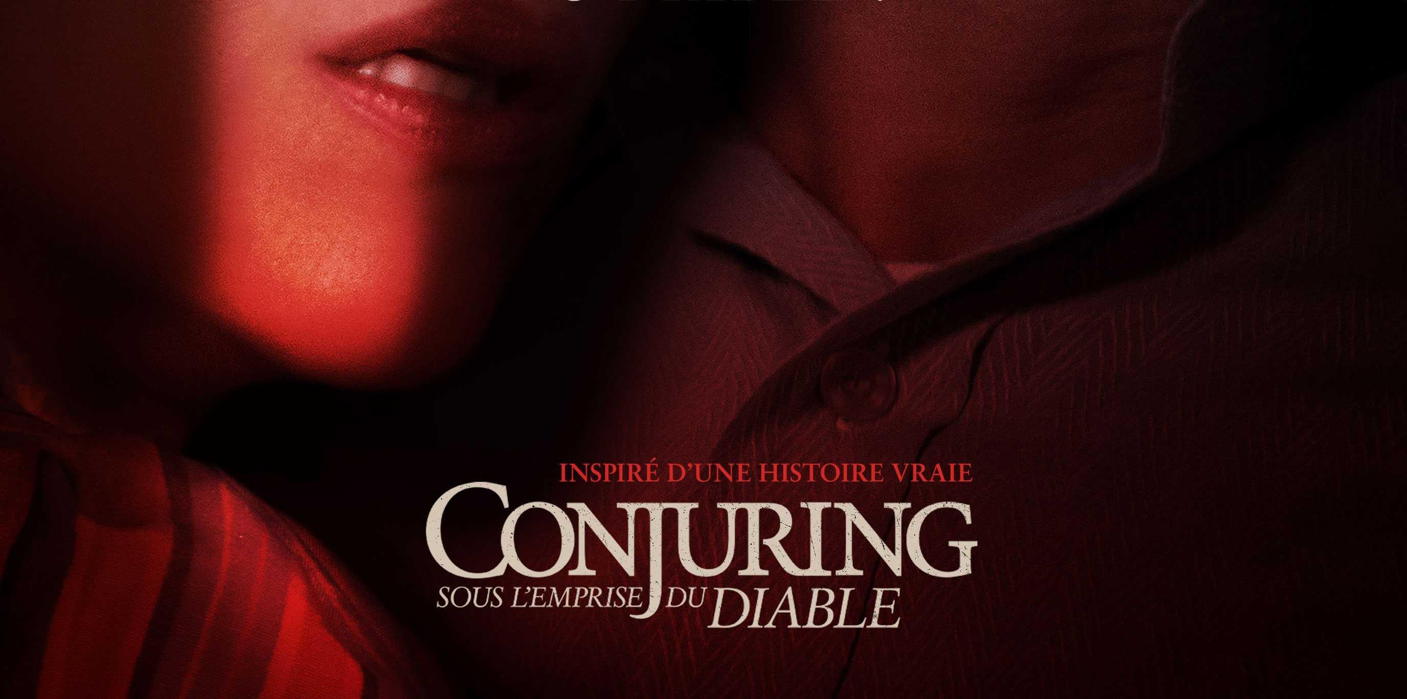 Conjuring 3 Bajo las garras del diablo: el tráiler demoníaco