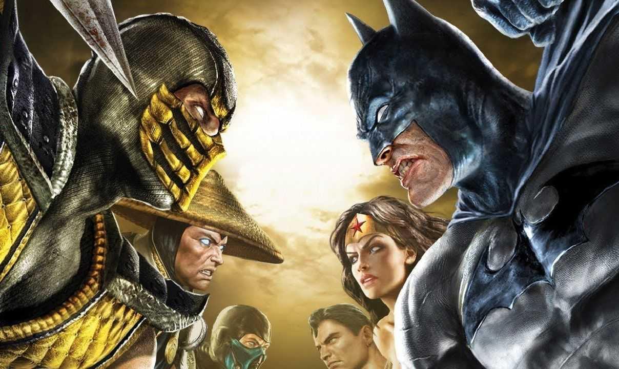 Mortal Kombat: pronto un juego de lucha con estos icónicos superhéroes