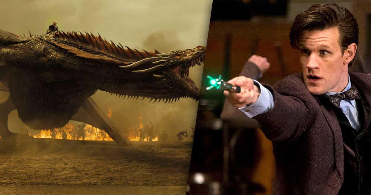 House of the Dragon: la precuela de Game of Thrones revela imágenes tentadoras con Matt Smith