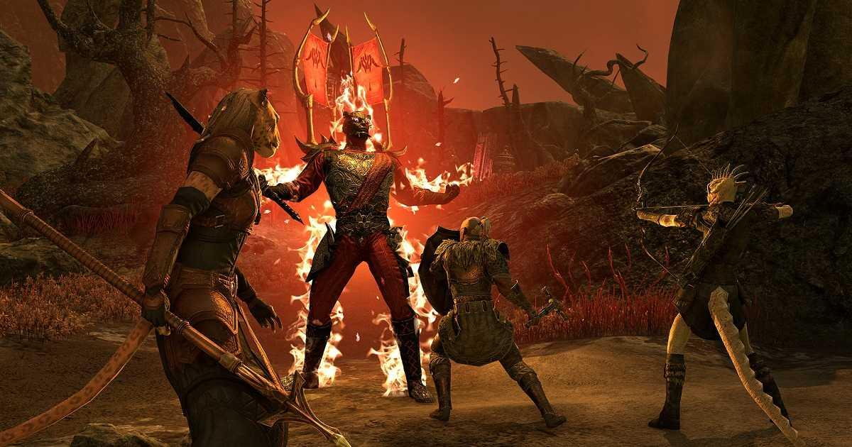 Blackwood: el mejor momento para probar The Elder Scrolls Online, Simply