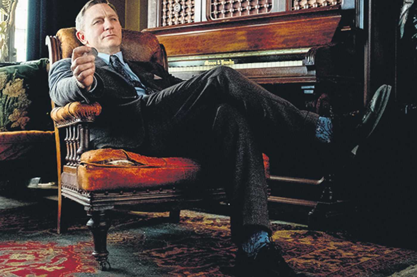 """Une suite déjà annoncées pour """"A couteaux tirés"""" avec Daniel Craig"""