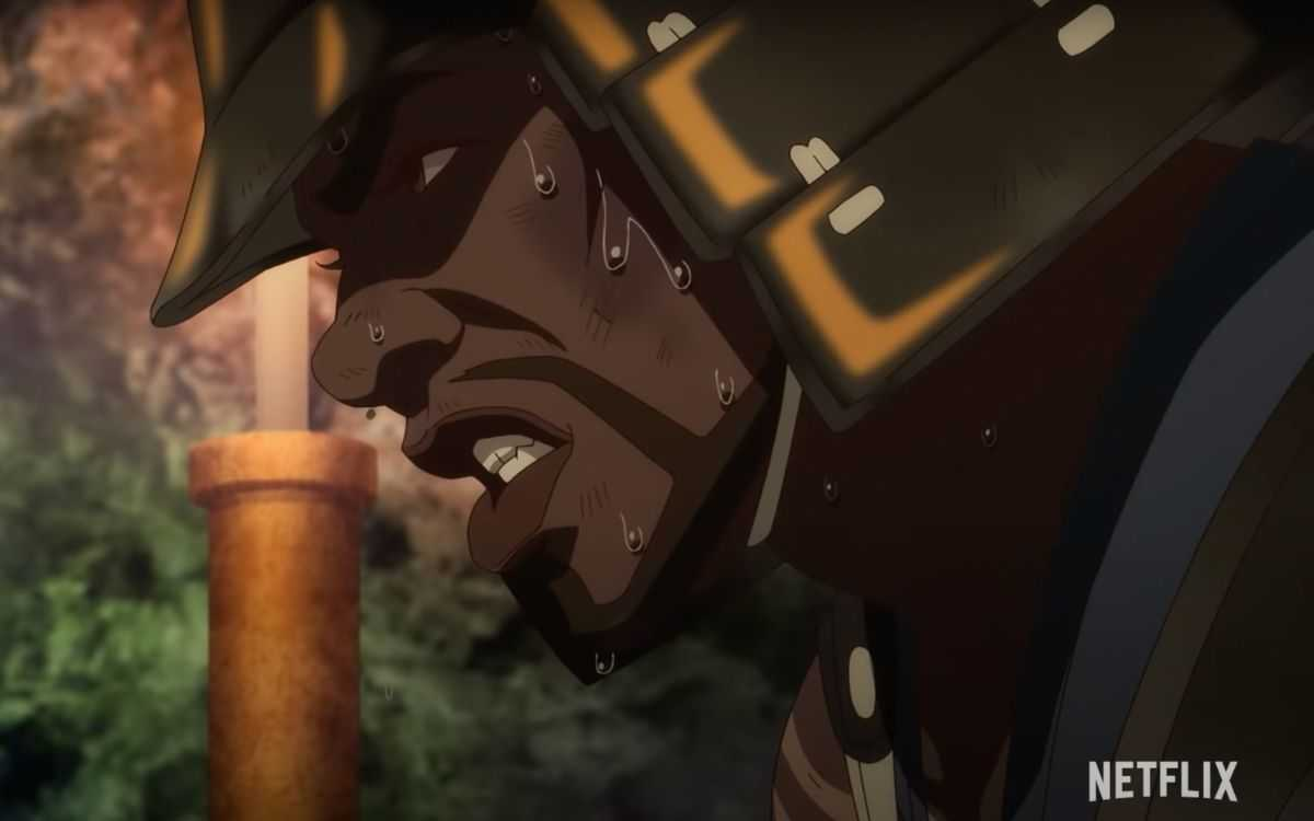 Netflix: Mira el emocionante primer tráiler de Yasuke, El primer anime de Samurái negro