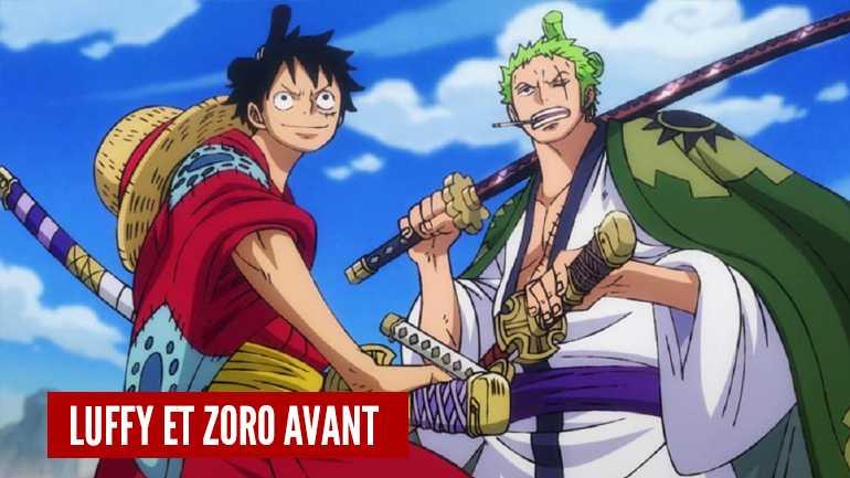 One Piece: la transformación improbable y los nuevos poderes de Luffy y Zoro en el nuevo capítulo