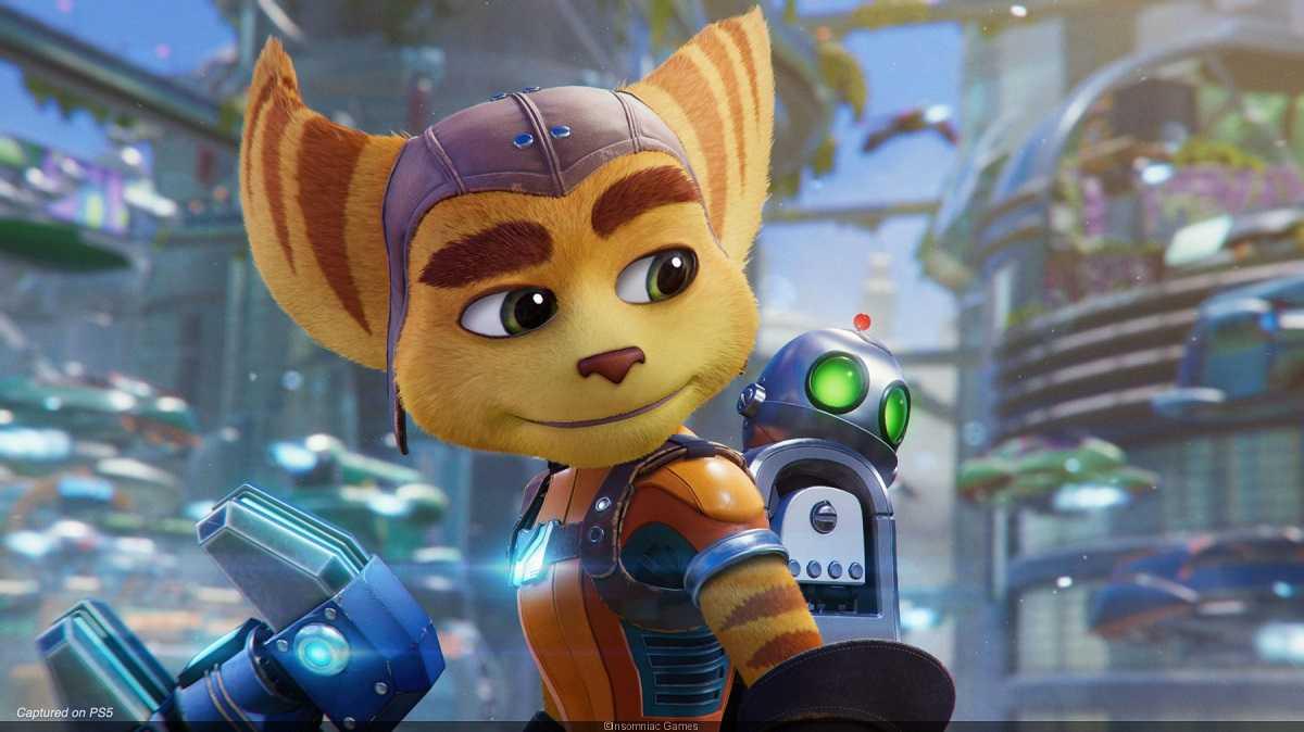 Ratchet & Clank: la nueva obra se presenta con un video de juego explosivo