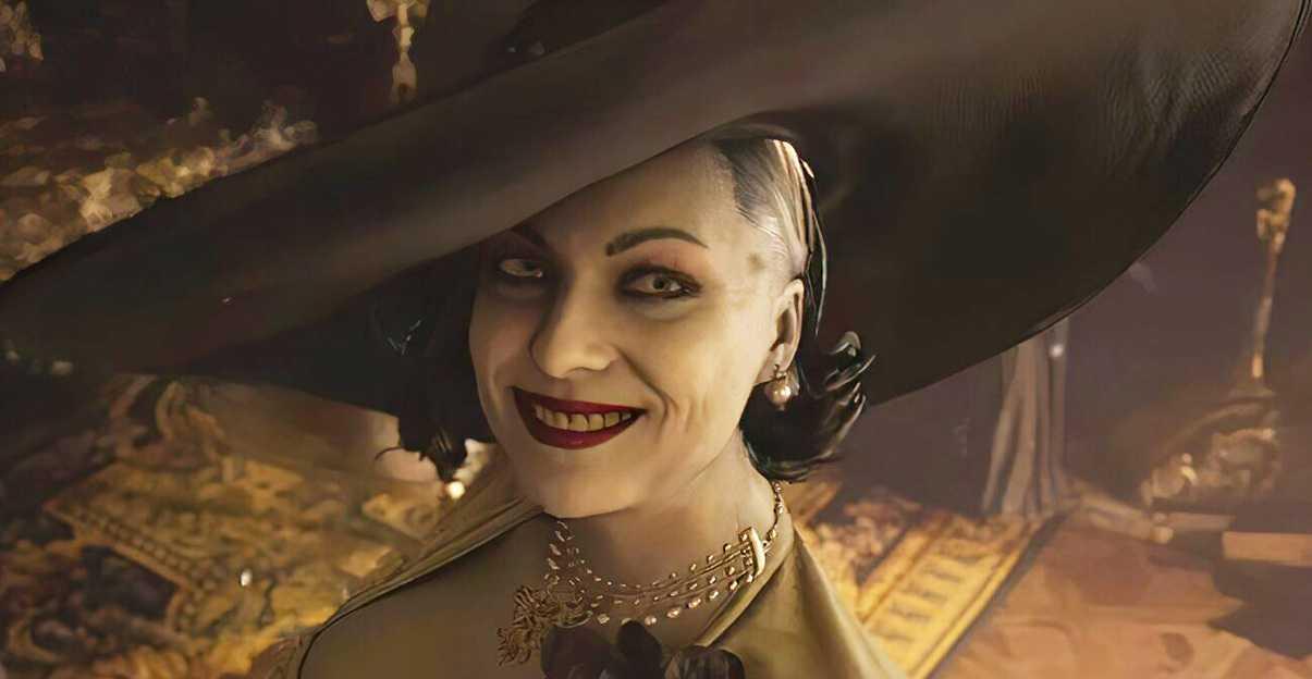 Resident Evil Village: Lady Dimitrescu te hará ver todos los colores
