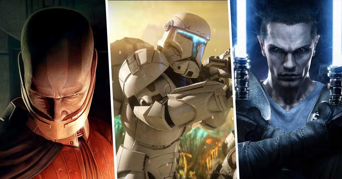 Star Wars: el mejor videojuego de la licencia tendrá derecho a su remake