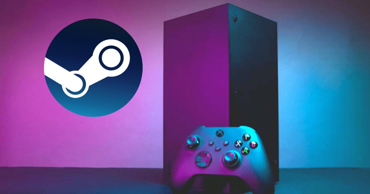 Xbox Series X: será posible jugar juegos de Steam en la consola gracias a esta nueva característica