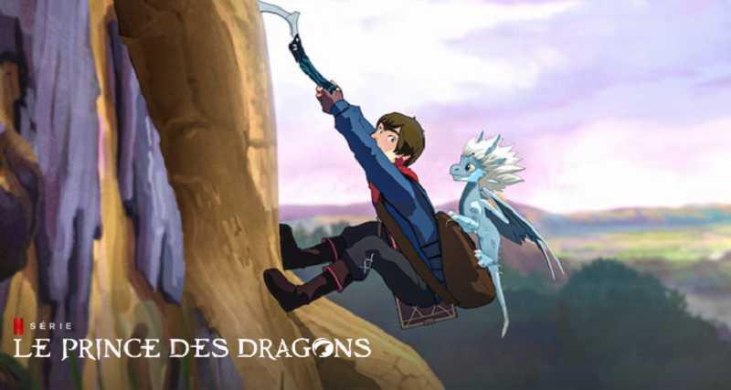 le prince des dragons saison 4