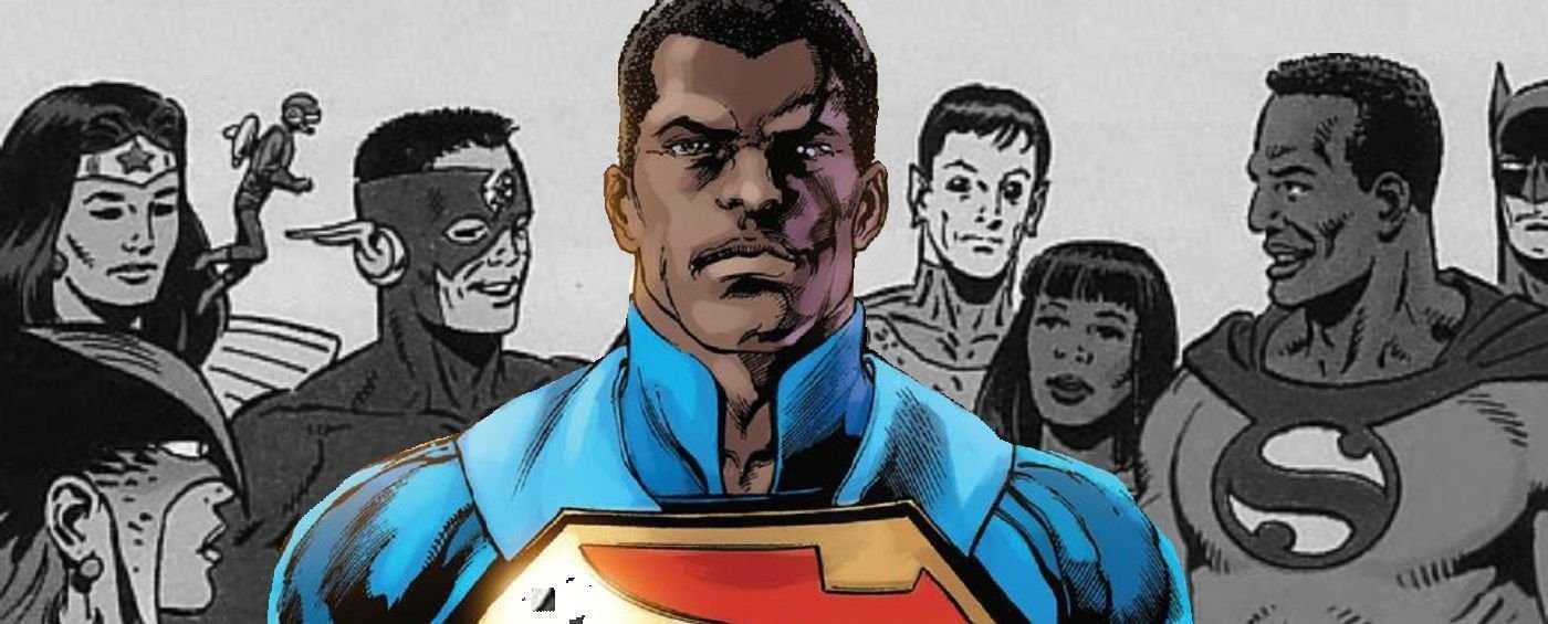 Superman: Black Superman no será parte del DCEU