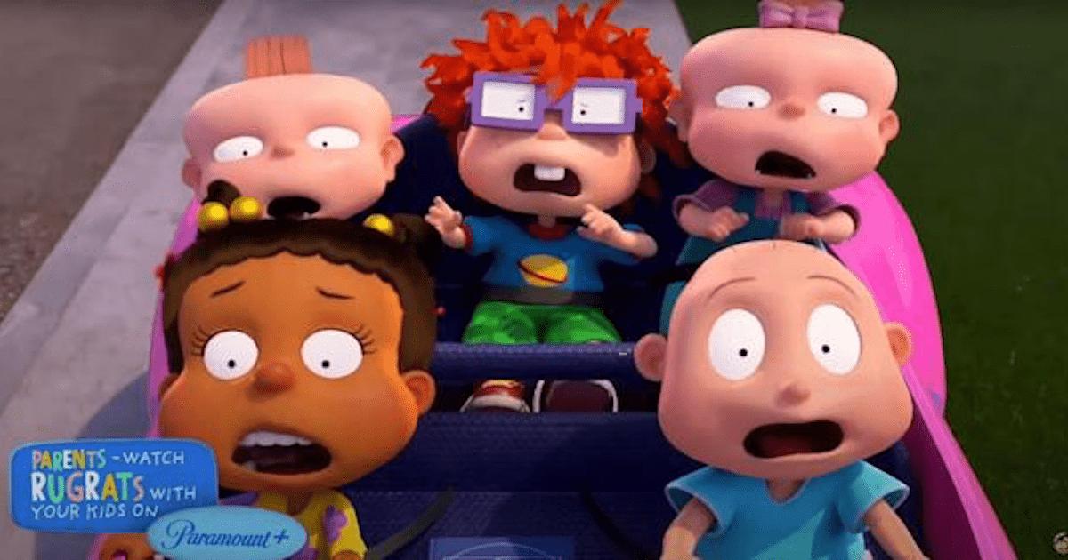 The Rugrats: el tráiler del reinicio 3D divide y disgusta a muchos fanáticos