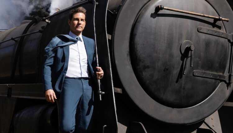 Misión Imposible 7: Nueva imagen de Tom Cruise en un tren