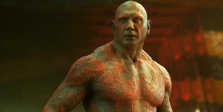 Guardianes de la Galaxia 3: ¿la última aparición de Drax en el MCU?