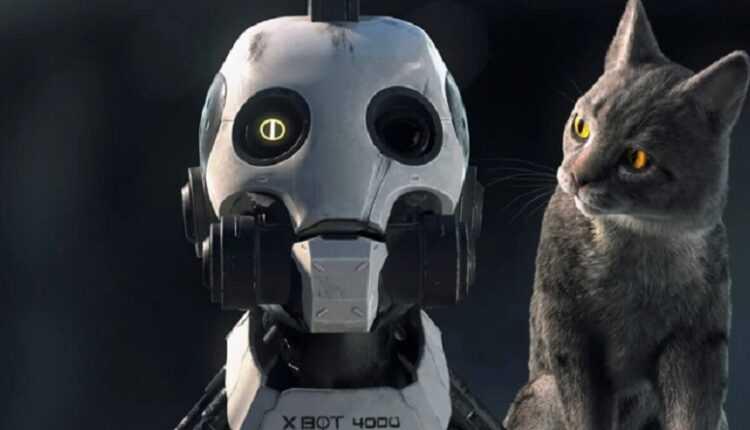 love death robots les trois robots explication