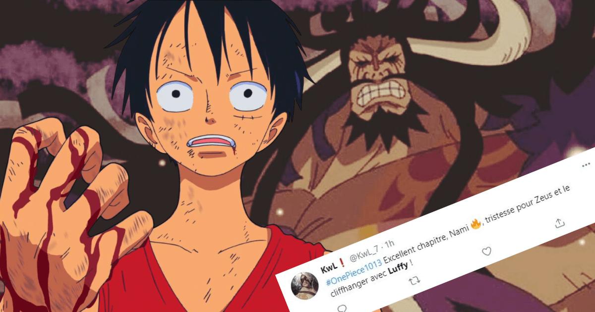 One Piece: la inesperada derrota en el último capítulo enciende Twitter