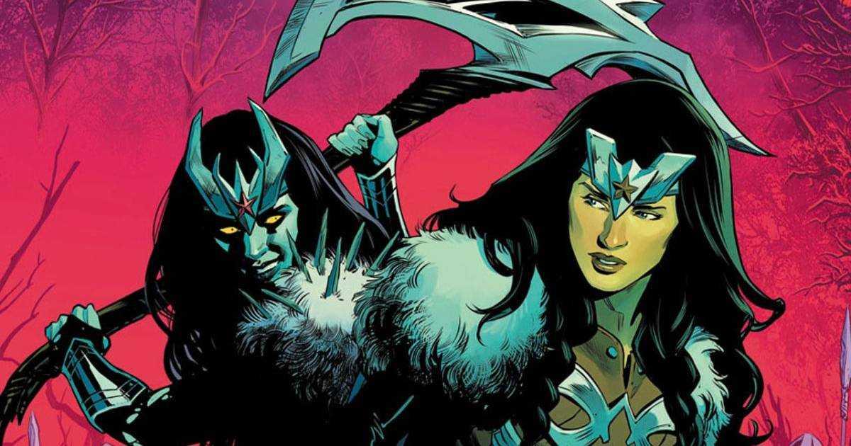 Wonder Woman: Amazon renuncia a su nombre de superhéroe