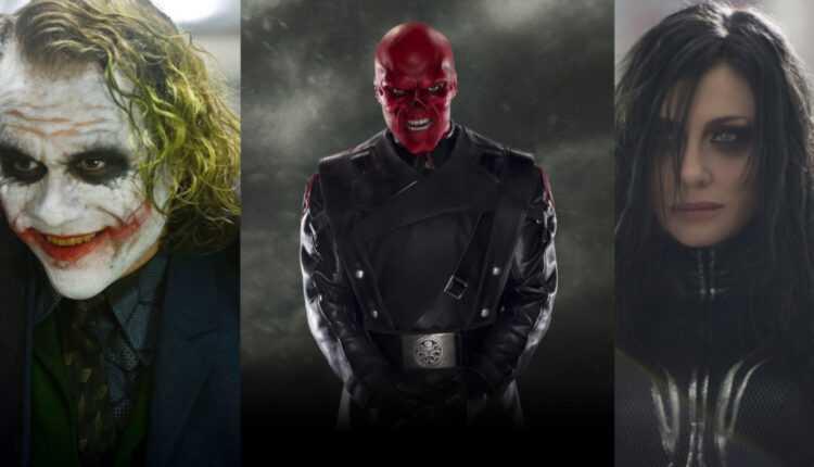 Marvel y DC: estos 15 villanos más locos y peligrosos jamás creados