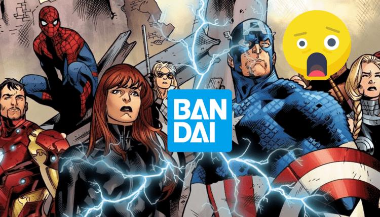 Marvel: Avengers se une a Bandai y pierde preciosos superpoderes