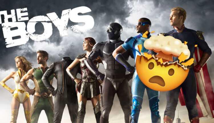 The Boys: la temporada 3 promete ser completamente loca