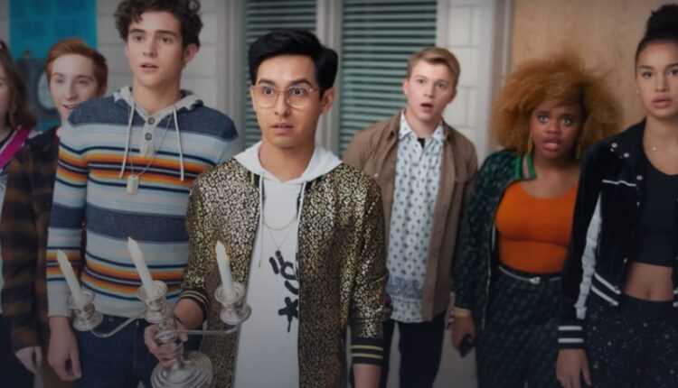 high school musical la serie saison 2 episode 3