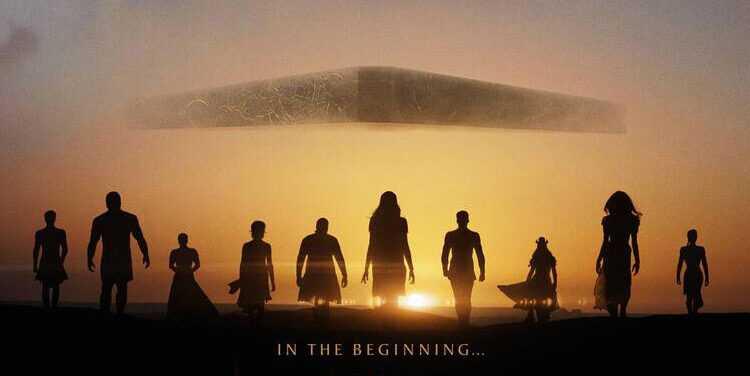 The Eternals finalmente se revela en un teaser y póster épico (video)