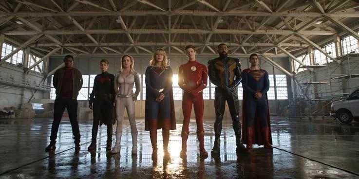 The Flash temporada 8: episodios cruzados con los héroes del Arrowverse