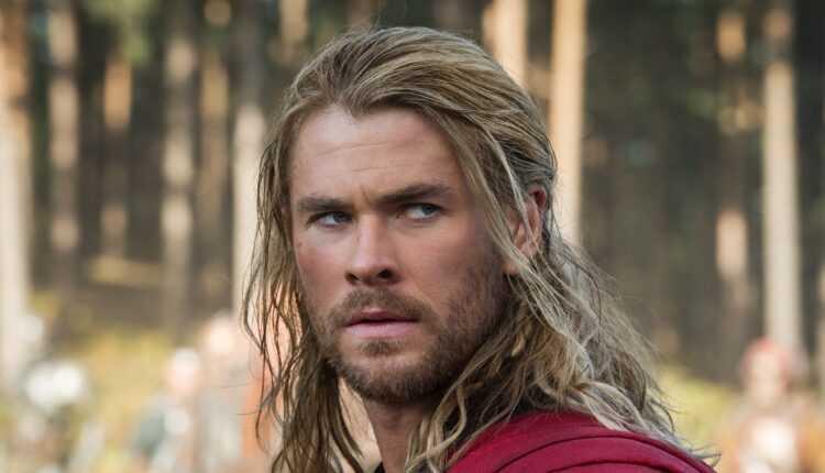 Thor Love and Thunder: nuevas imágenes detrás de escena