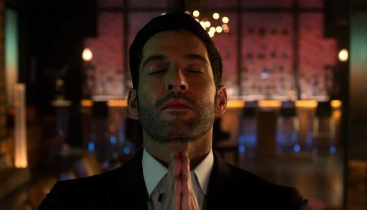 Lucifer temporada 5B: ¡Dios mío!  Guerra familiar por los cielos