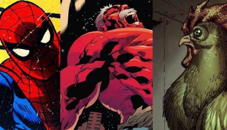 Spider-Man, Wolverine ...: Las siete debilidades más extrañas de Marvel Heroes