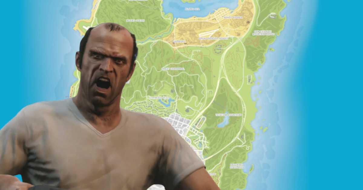 GTA 6: esta filtración que bien podría anunciar la ubicación del próximo mapa