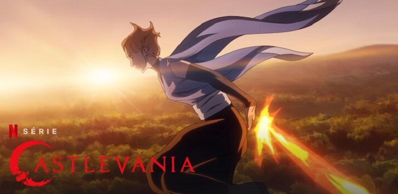 Castlevania temporada 4 horas