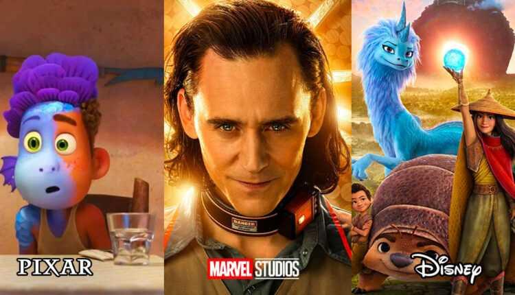 Disney +: Luca, Loki, Raya y el último dragón ... Todas las novedades de junio de 2021