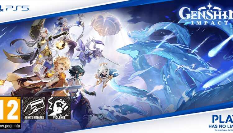 Genshin Impact: una aventura sublimada en PS5 gracias a la actualización 1.5 y sus grandes novedades