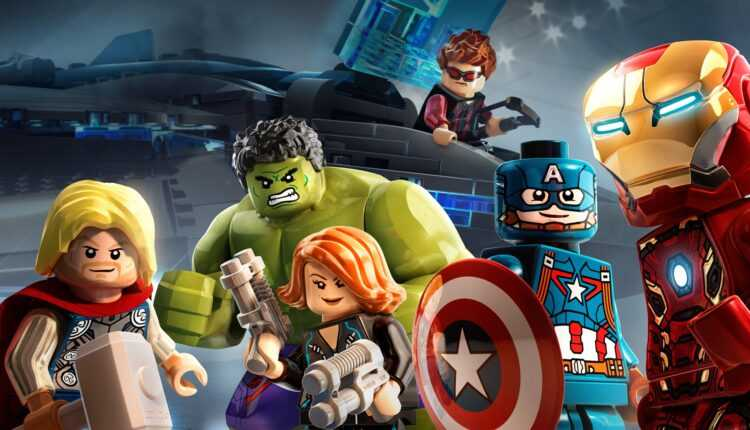 Lego presenta la construcción más grande de su historia, dedicada a un personaje de Marvel