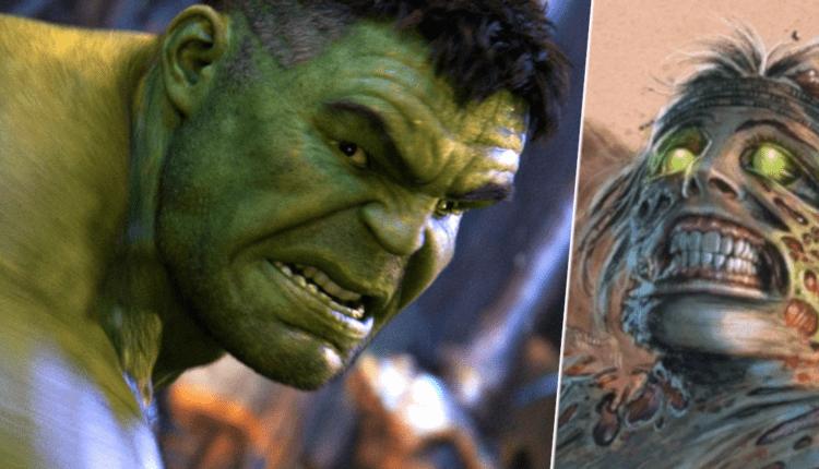 Marvel: Hulk revela nuevos orígenes terroríficos