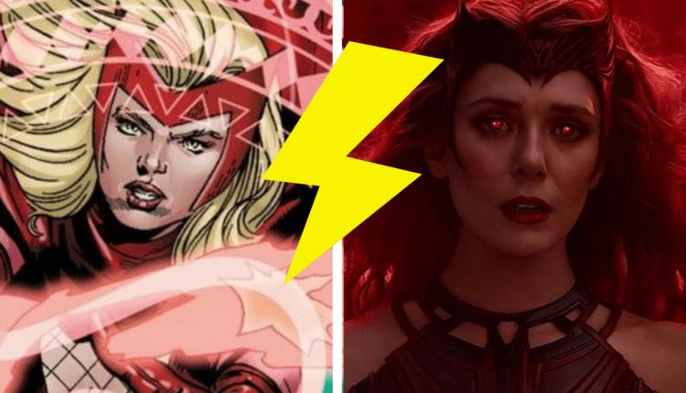 Marvel: esta versión malvada de Wanda tiene los poderes más viciosos de la historia