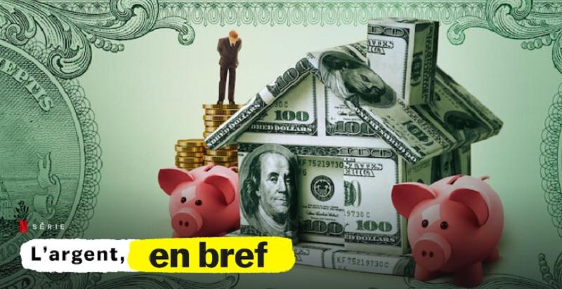 dinero en breve netflix