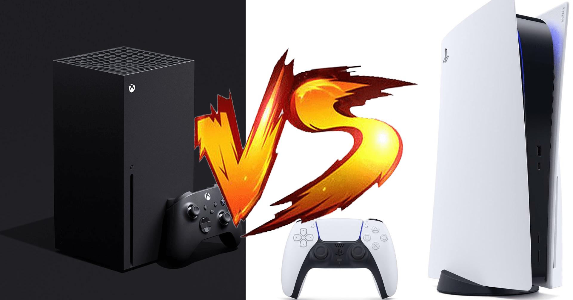 PS5 / Xbox Series X y S: es oficial, una de las dos consolas aplasta en gran medida a la otra