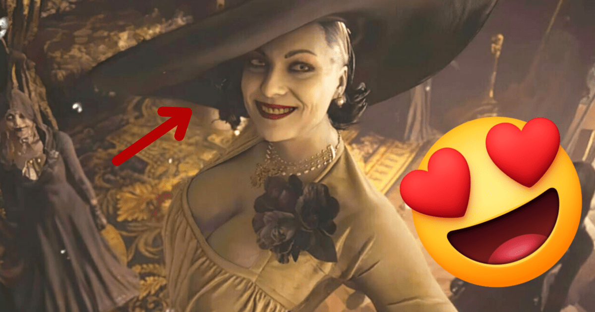 Resident Evil Village: este divertido mod te hará amar a Lady Dimitrescu aún más