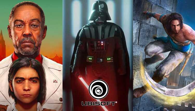 Star Wars, Far Cry 6, Prince of Persia: Ubisoft presenta su próximo Triple-A