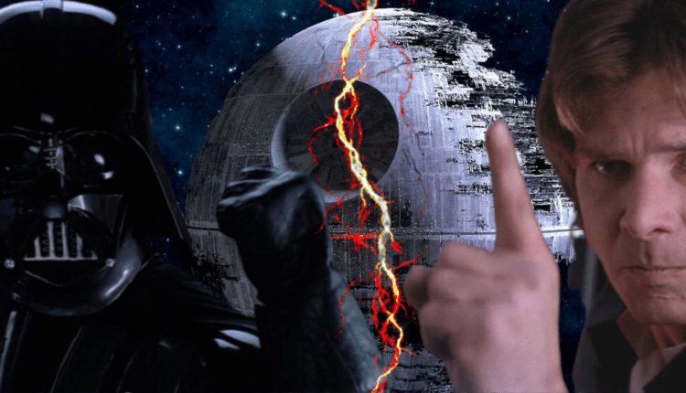 Star Wars: esa historia secreta entre Vader y Han Solo que no conoces