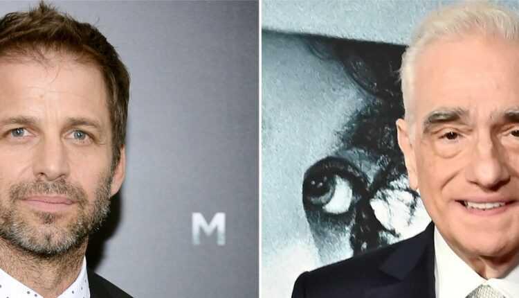 Superhéroes: Zack Snyder no se siente atacado por los críticos de Martin Scorsese
