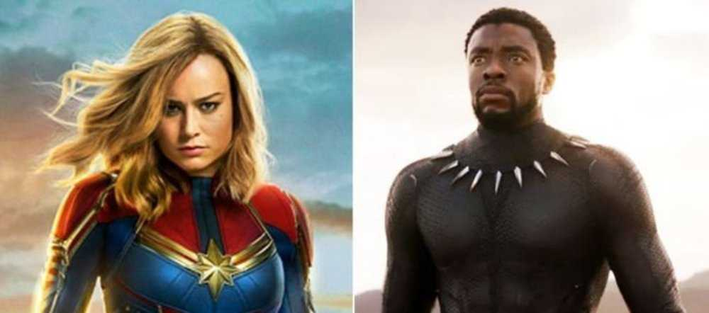 The Marvels, Black Panther Wakanda Forever: Primera sinopsis corta de las películas de MCU
