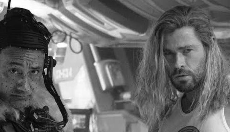 Thor Love and Thunder: Chris Hemsworth (y sus bíceps) confirma el final del rodaje (foto)