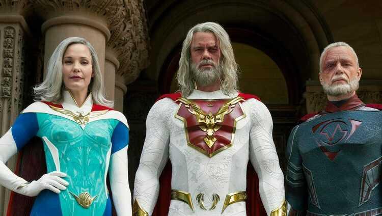 El legado de Júpiter: no hay temporada 2 sino un spin-off de supervillanos