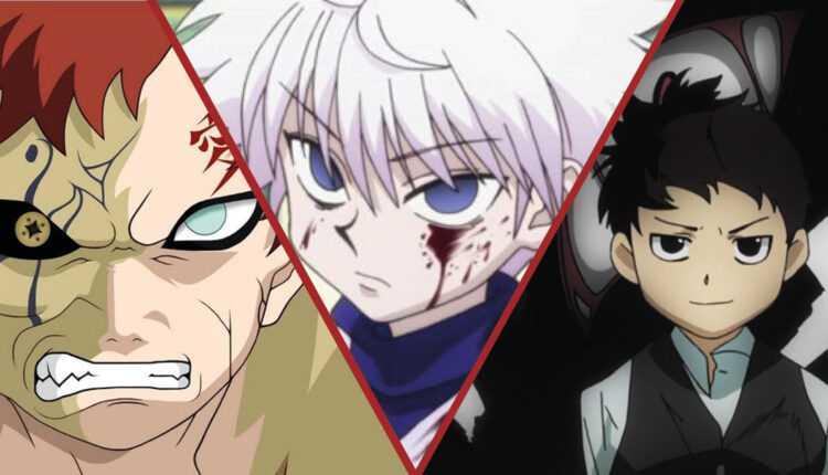15 niños considerados particularmente terroríficos por los fanáticos del anime