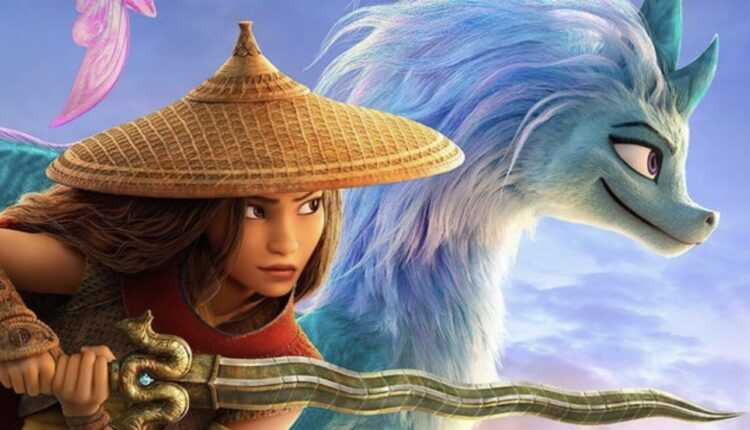 raya et le dernier dragon 2