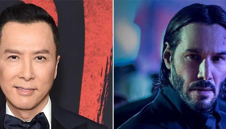 John Wick 4: Donnie Yen se une a la franquicia con Keanu Reeves